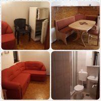 Mareda jedilnica, dnevni prostor, kopalnica