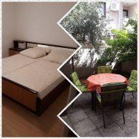 Mareda spalnica, terasa